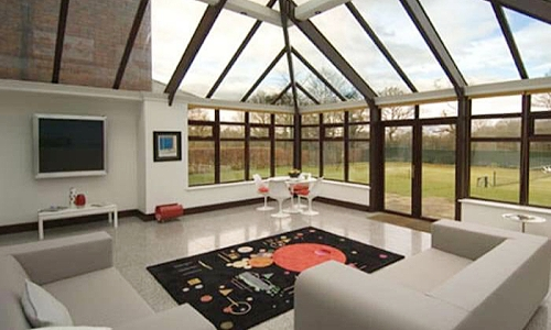 Orangery and Conservatory Designs